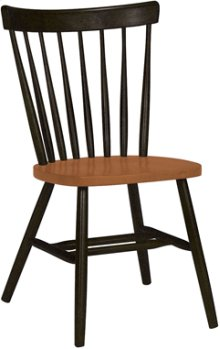 Copenhagen Chair Cherry & Black