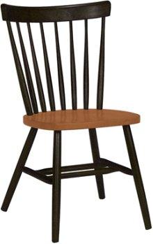 Copenhagen Chair Cherry & Black