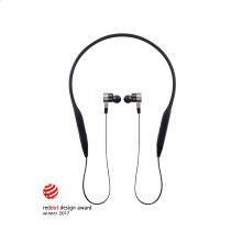 Black MOTION ONE Bluetooth Headphones