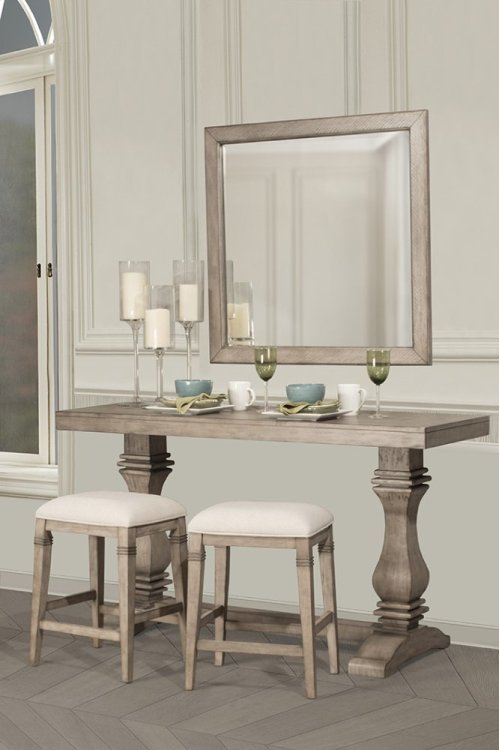 Arabella Counter Height Table W. Stools