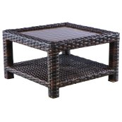 "Amalfi 34"" Square Coffee Table"