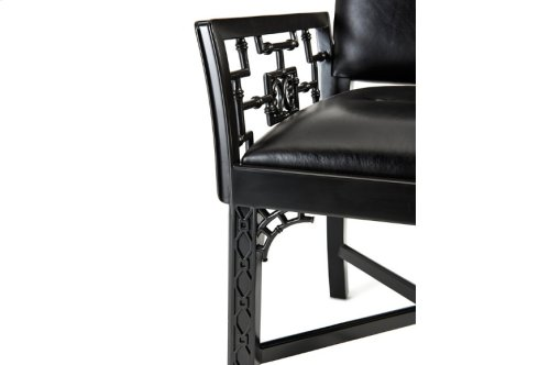Eastern Glow Accent Chair