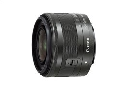 Canon EF-M 15-45mm f/3.5-6.3 IS STM EOS M Standard Zoom Lens