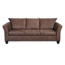 1000 Sienna Chocolate Sofa Only