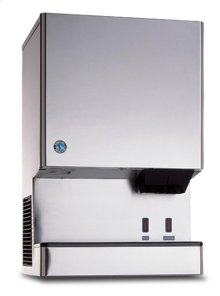 Ice Maker, Air-cooled, Ice and Water Dispenser, Opti-Serve Series