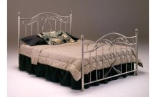 San Angelo / Nickel Headboard - Full