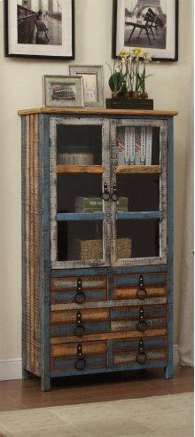 114-861  Calypso High Cabinet
