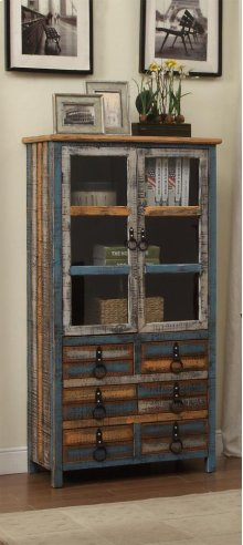 HOT BUY CLEARANCE!!! Calypso High Cabinet