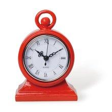 Mod Clock, Red