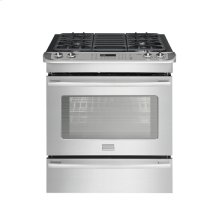 Frigidaire Professional 30'' Slide-In Dual-Fuel Range