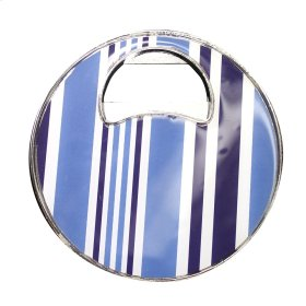 Stripes Magnetic Bottle Opener.