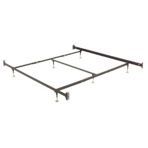 Adjustable Fashion Bed Rails - Queen/King