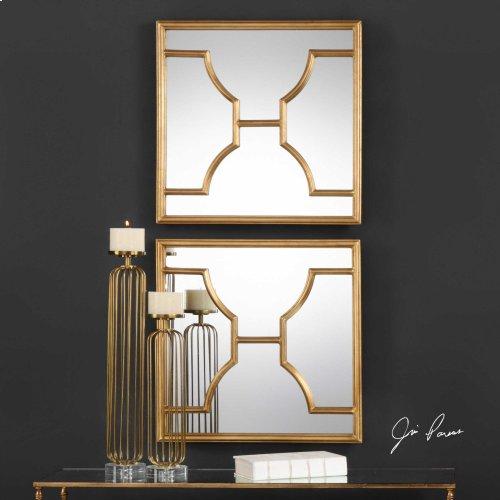 Misa Square Mirrors, S/2