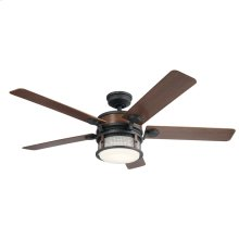 Ahrendale Collection 60 Inch Ahrendale Ceiling Fan AUB