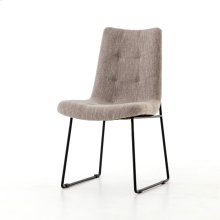 Savile Flannel Cover Camile Dining Chair