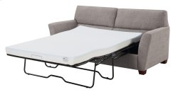 Full Sleeper-w/4'' Gel Mattress & 2 Accent Pillows-speckled Brown #k2080-13 Product Image