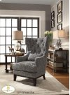 Accent Chair with 1 Pillow
