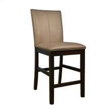 Curved Back Parson Stool-Cshmr