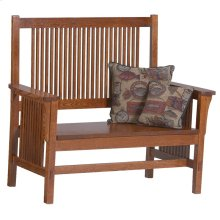 Gallatin Classic Judith Mission Deacons Bench