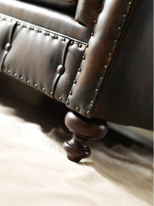 "London Club Sofa (116-1/2"") in Molasses (780)"