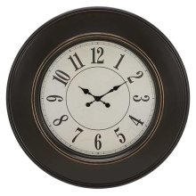 CLOCK BROWN