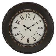 CLOCK BROWN