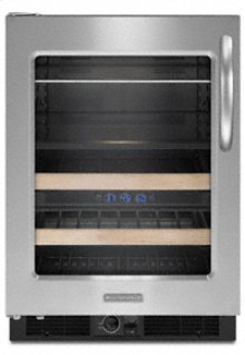 Architect® Series II Freestanding or Built-in(Black-on-Stainless)