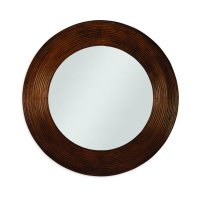 Casa Bella Reeded Mirror Sierra Finish Product Image