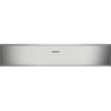 """400 Series Convection Warming Drawer Stainless Steel-backed Glass Front Width 24 """" (60 Cm), Height 5 3/8 (14cm)"""