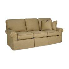 Pleated Arm Sofa