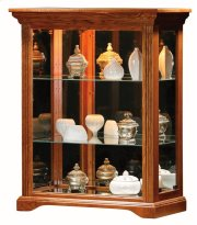 Side-Entry Console Curio Product Image