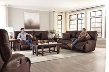 Lay Flat Reclining Sofa