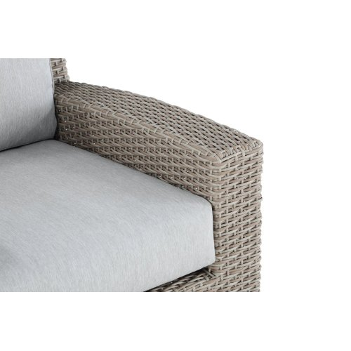 Emerald Home Reims Outdoor Loveseat Brick Gray Ou1207-01-09
