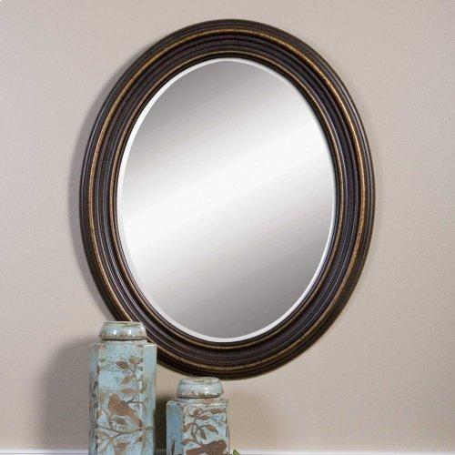 Ovesca Oval Mirror