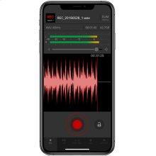 High-quality DJ mix recording app