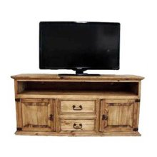 "60"" 2 Door 2 Drawer TV Stand"
