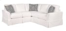 2395 LSF Loveseat / 25 Corner Wedge / 2395 RSF Loveseat Product Image