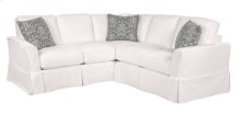 2395 LSF Loveseat / 25 Corner Wedge / 2395 RSF Loveseat