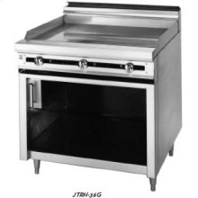 "60"" Thermostatically Controlled Griddle"