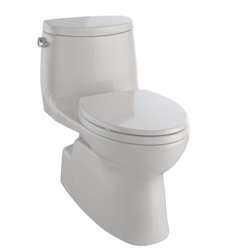 Carlyle® II One-Piece Toilet, 1.28 GPF, Elongated Bowl - Sedona Beige