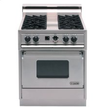 "30"" Gas Range with 4 Burners"
