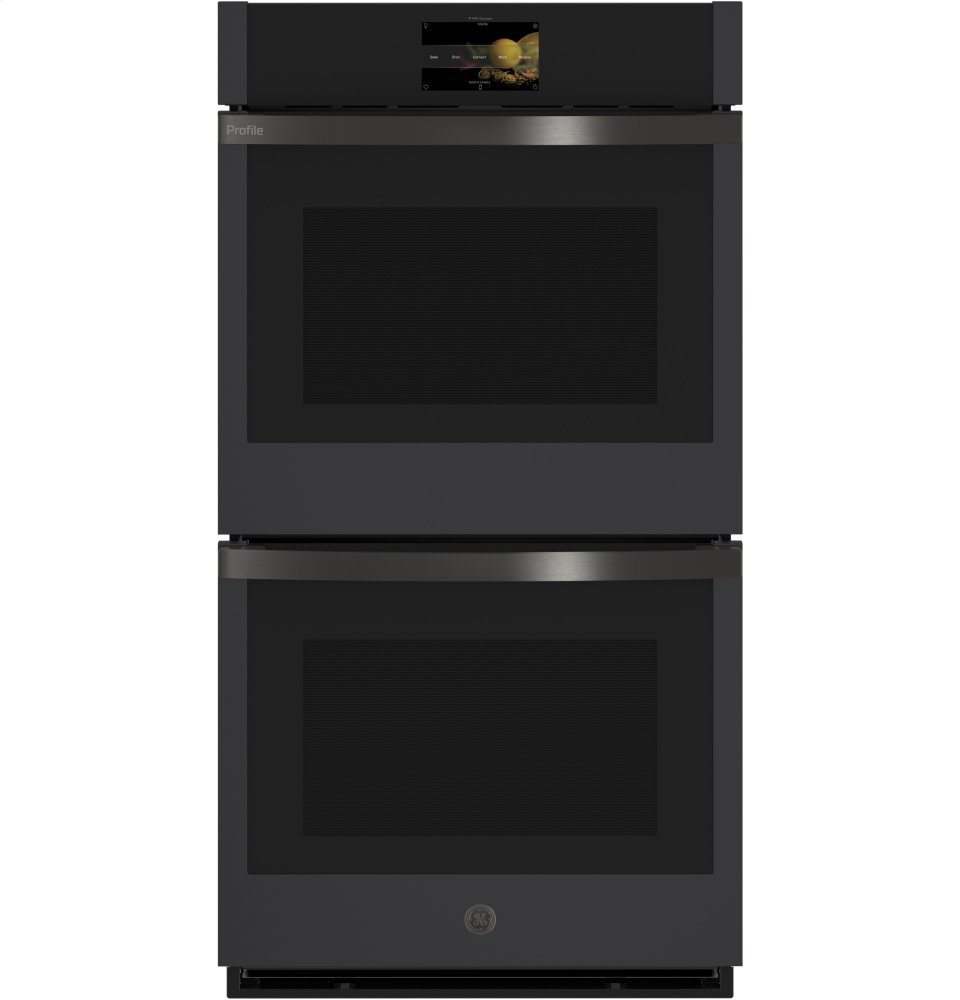 """GE Profile27"""" Smart Built-In Convection Double Wall Oven"""