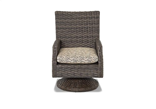 Cascade Swivel Rocking Dining Chair
