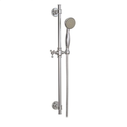 Aquaklassic complete shower rail
