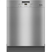 G 4948 U AM Pre-finished, full-size dishwasher with visible control panel, cutlery basket and 5 Programs