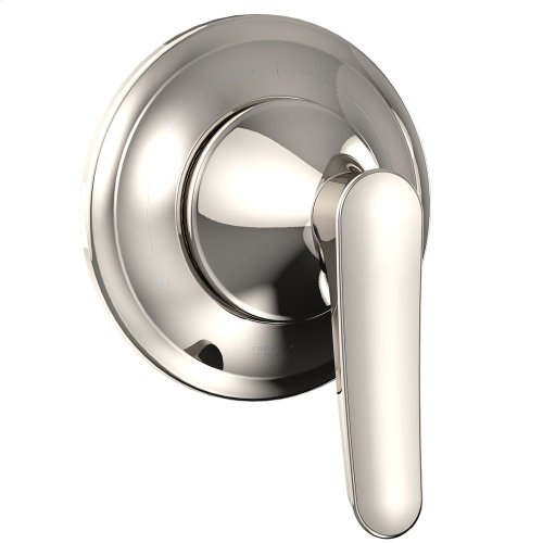 Wyeth Three-way Diverter Trim - Polished Nickel