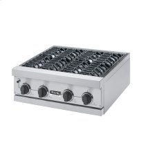 "Stainless Steel 24"" Outdoor Rangetop - VGRT"