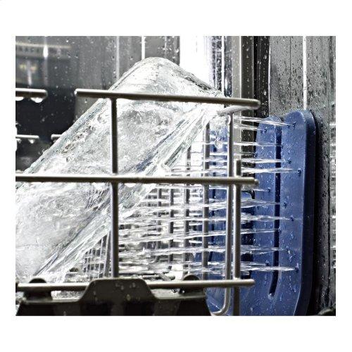 KitchenAid® 24-Inch 6-Cycle/7-Option Dishwasher, Architect® Series II - Stainless Steel
