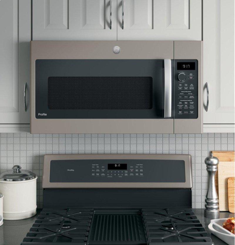 Pvm9179ekes In Slate By Ge Appliances In Tulsa Ok Ge