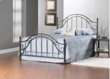 Clayton King Bed